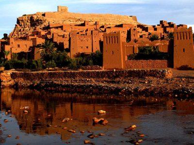 ait ben addou village